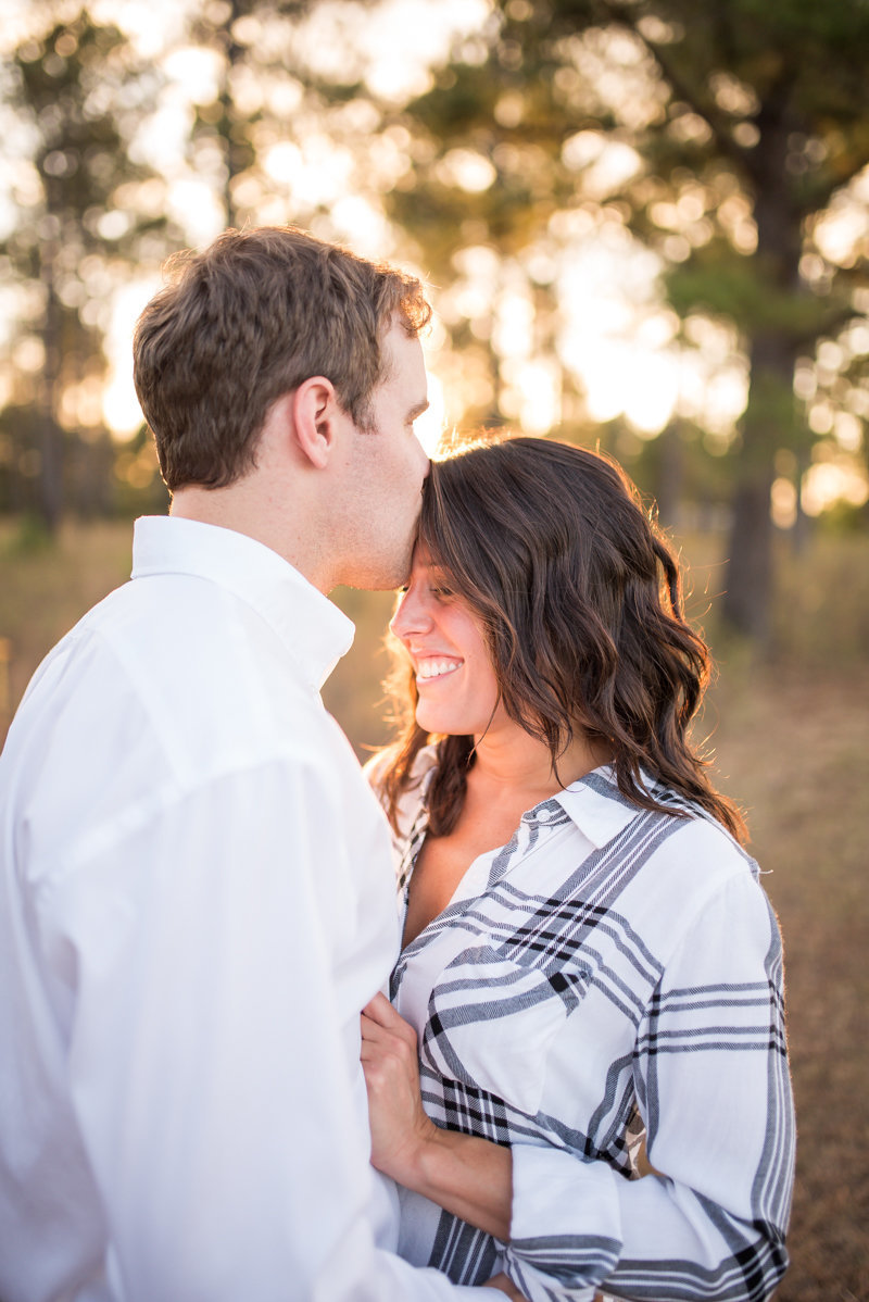 Sunset Engagement Session by Georgia Wedding Photographer Eliza Morrill-24