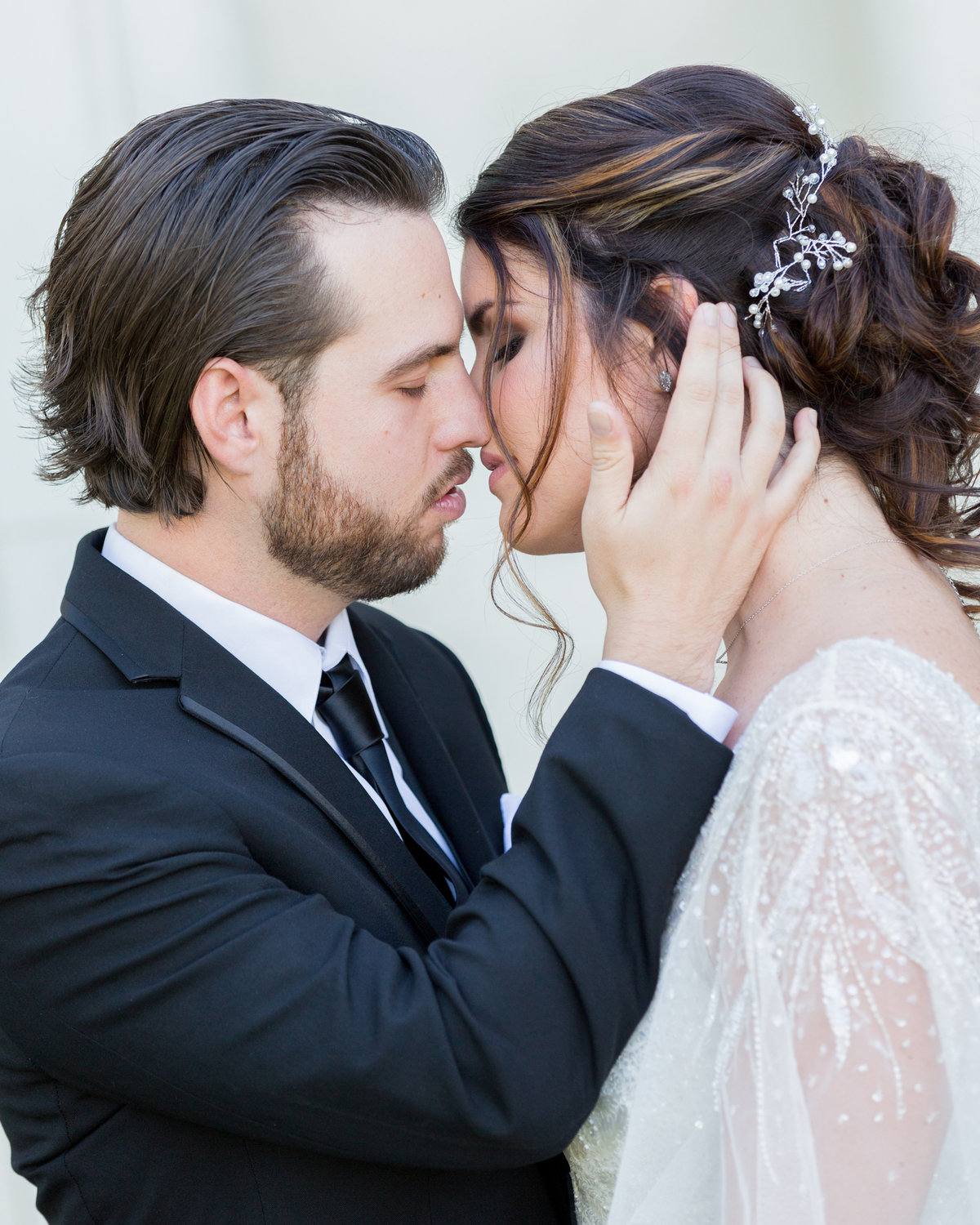 Estate Wedding Photographer, Bride and Groom - Rancho Mirage, CA