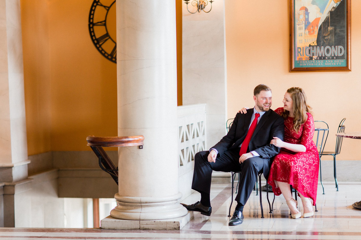 11_classic_indoor_mainstreet_train_station_richmond_engagement_session