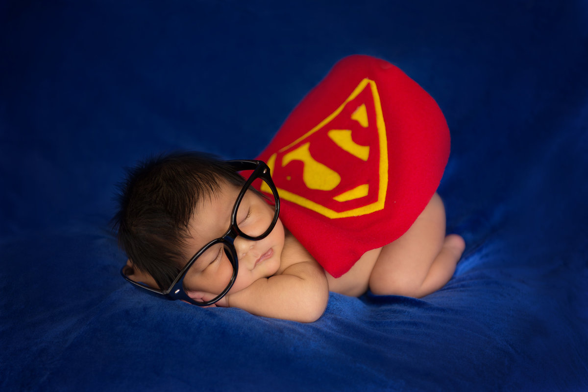 superman newborn