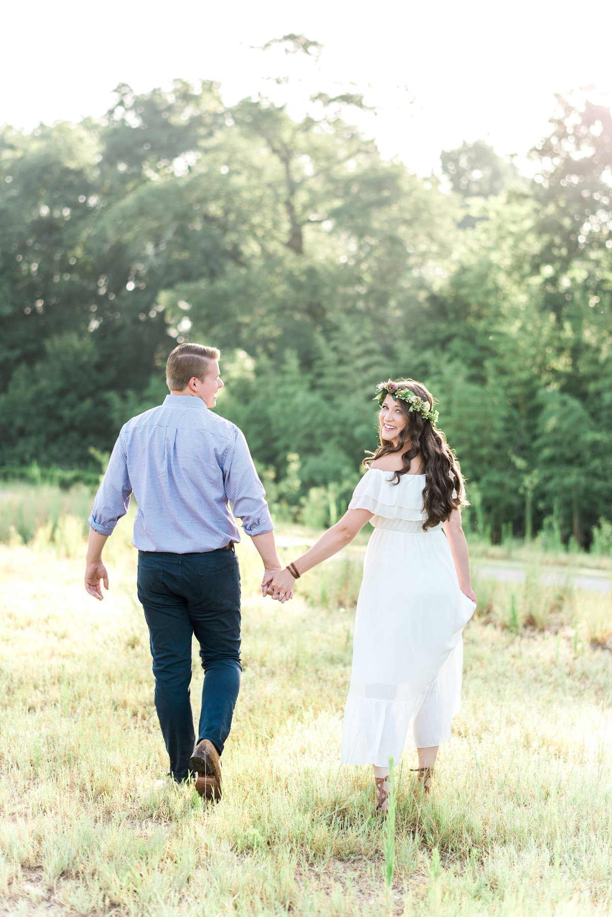 raleigh, nc field engagement photo