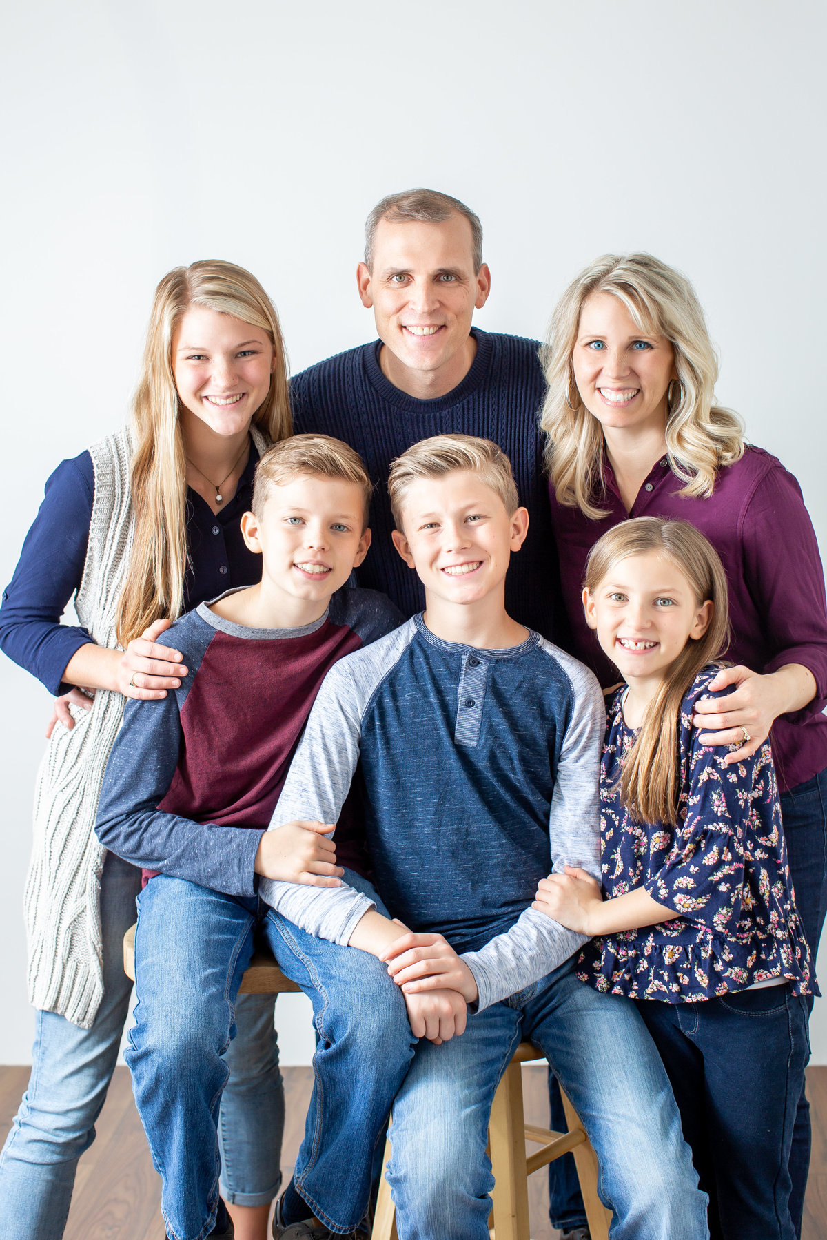Studio Family Photography in Fargo Moorhead (3)