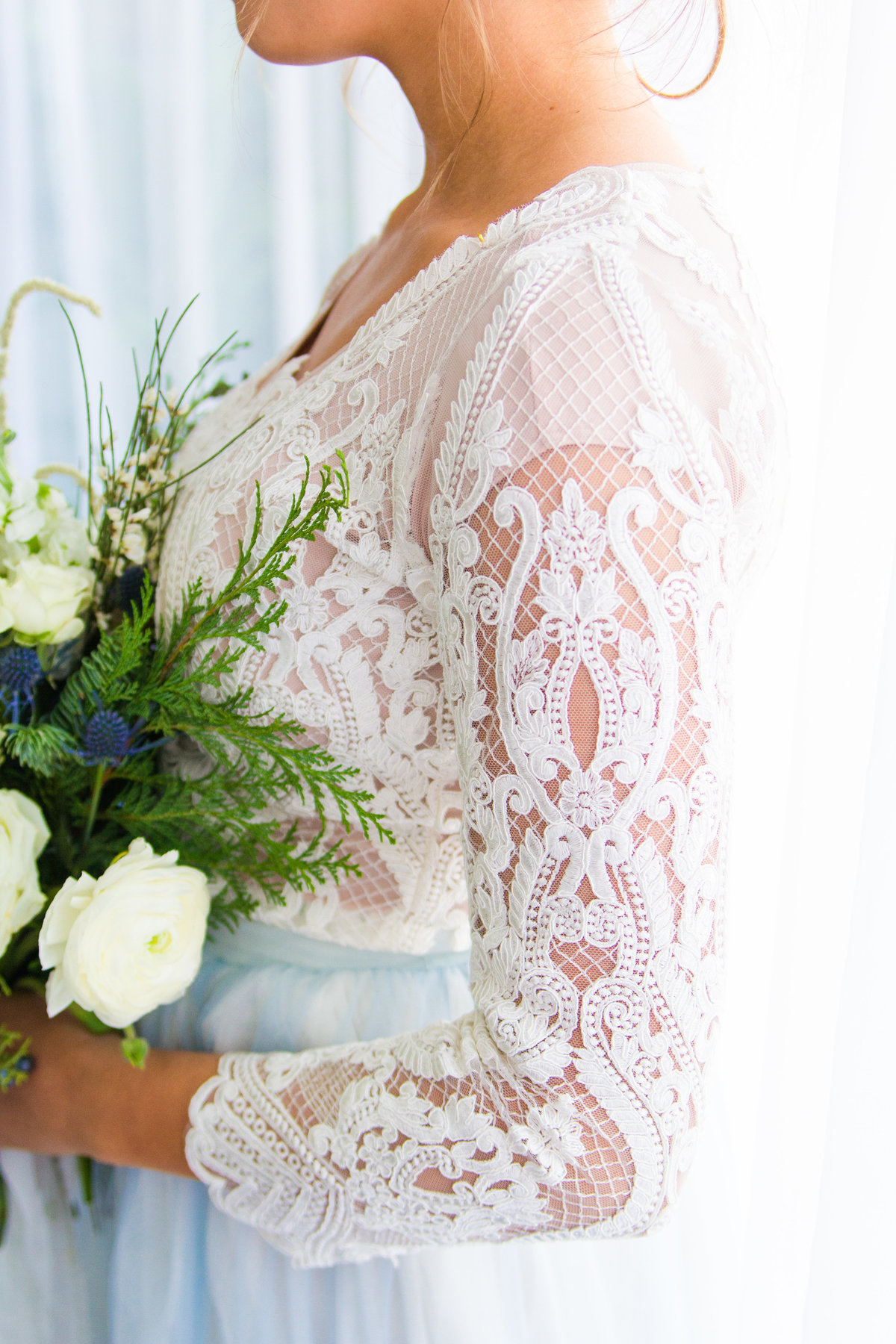 Dusty Blue Wedding Inspiration-0080