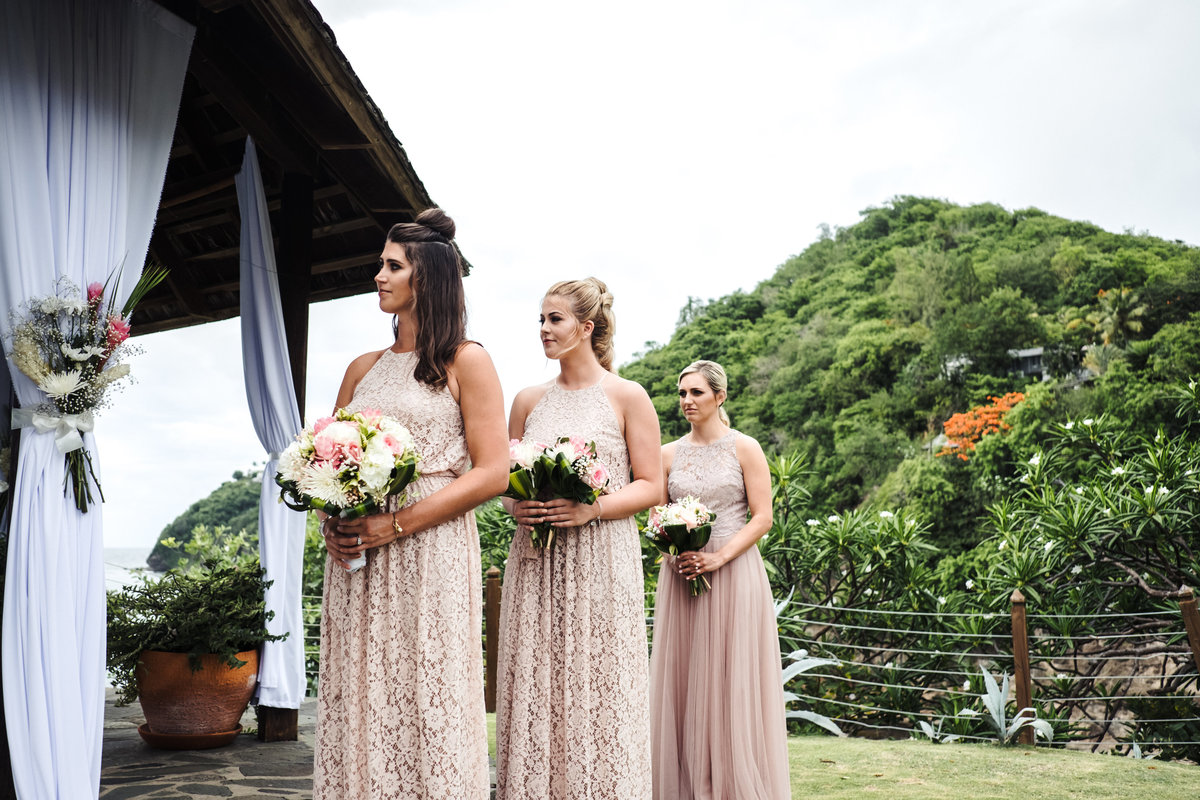Cap Maison St Lucia Destination Wedding - 127