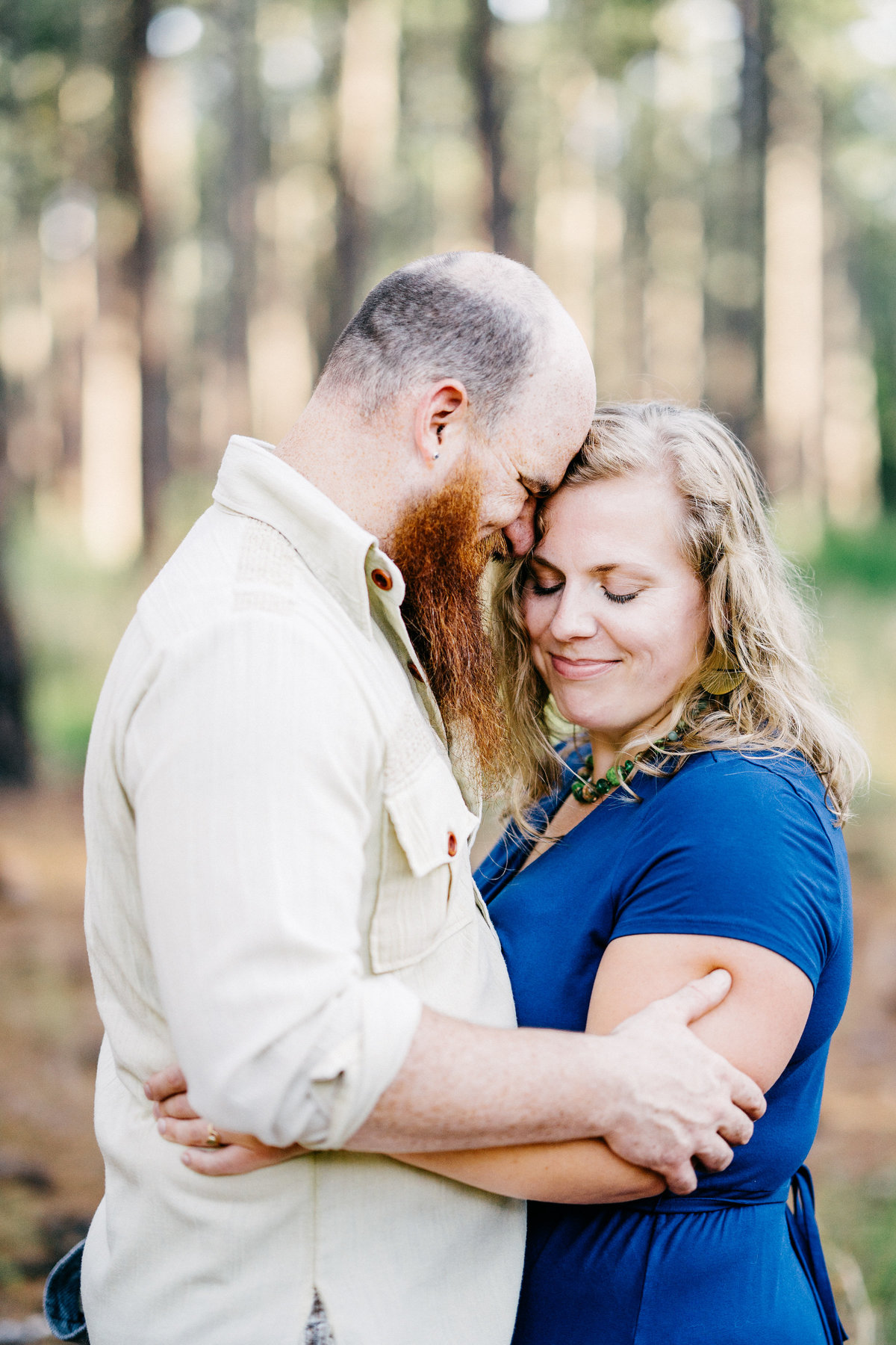 Kathy+Jonah_DukeForestPortraitSession-18