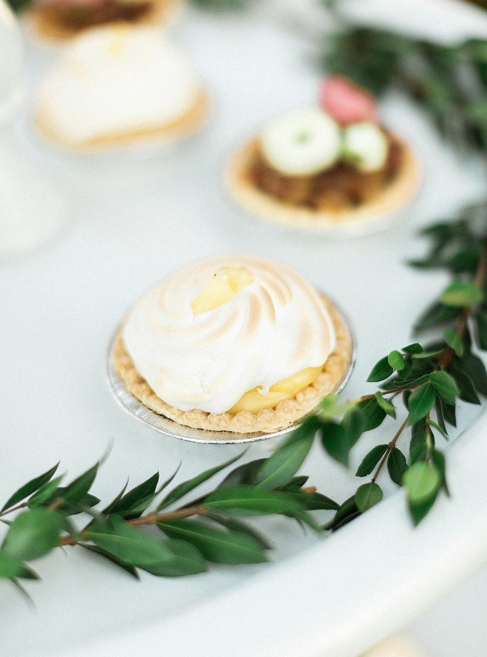 pineapple meringue
