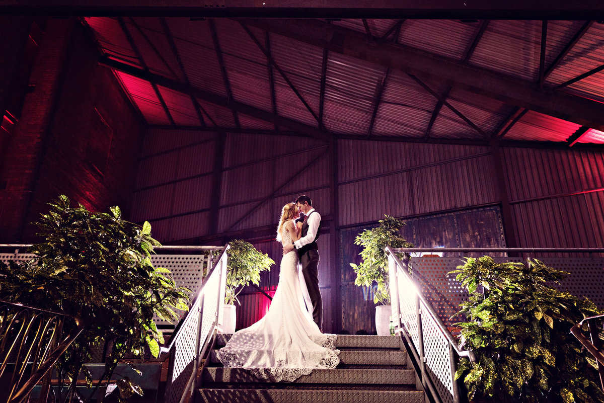 Victoria Warehouse Wedding Photography- Manchester Wedding Photographer 01