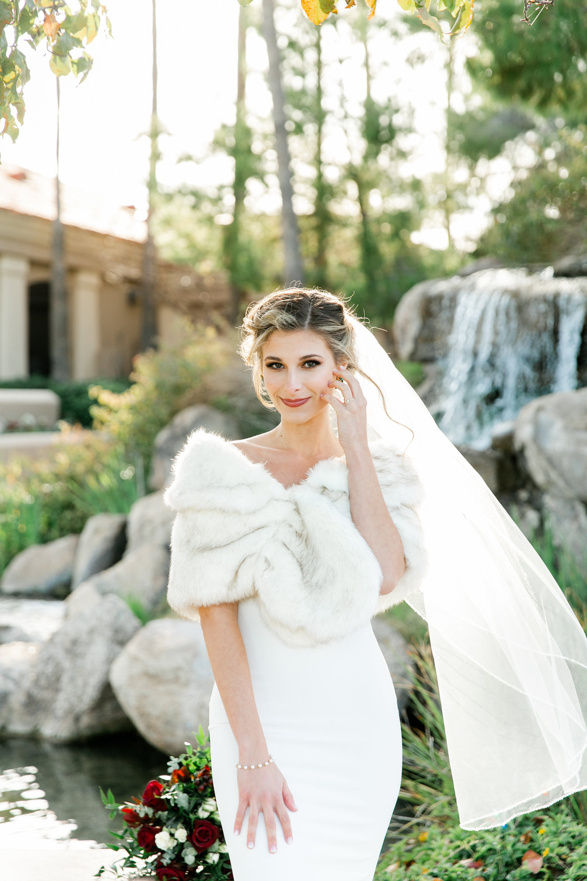 Karlie Colleen Photography - Gilbert Arizona Wedding - Val Vista Lakes - Brynne & Josh-503