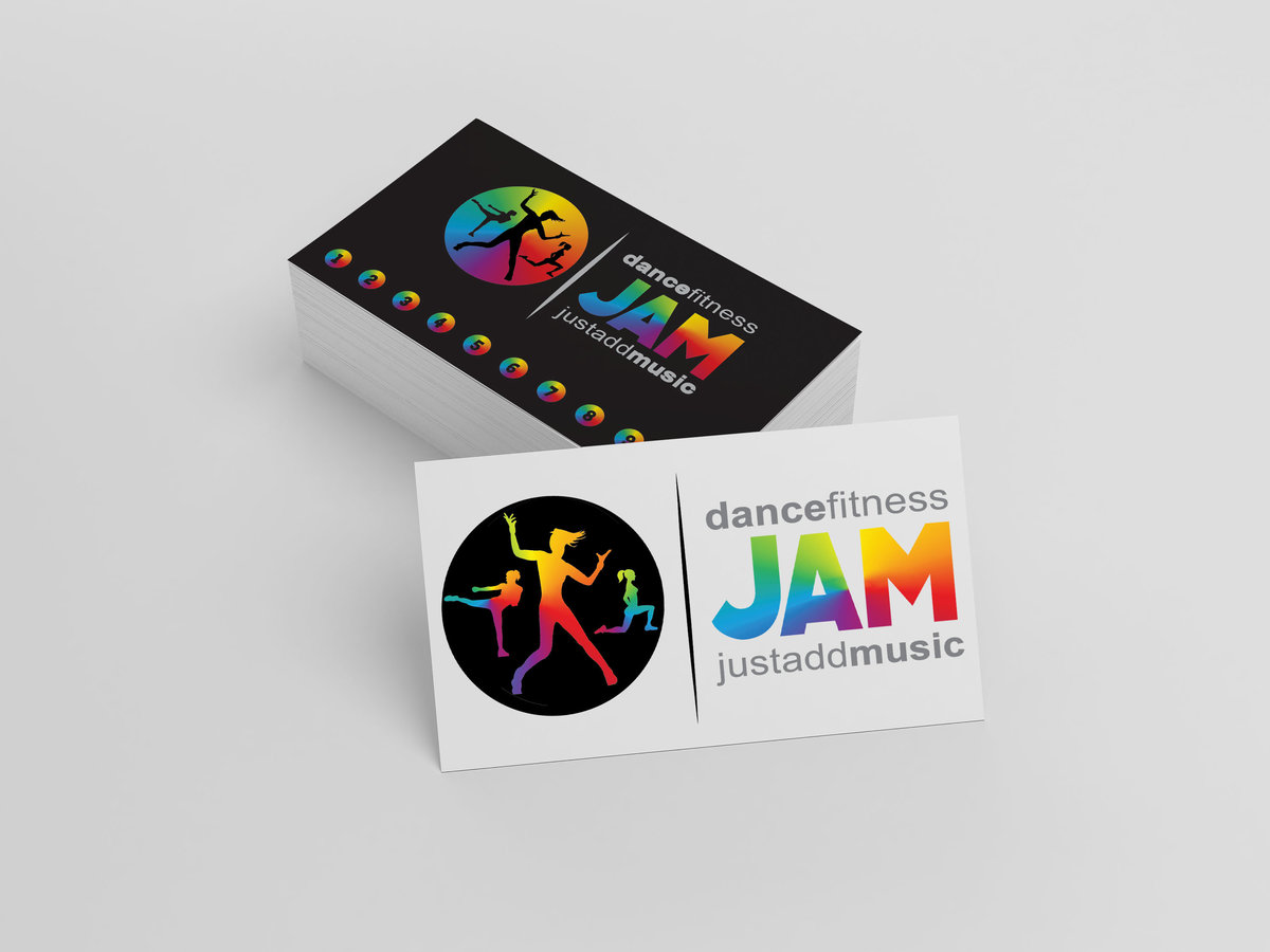 JAM Business Card Mockup