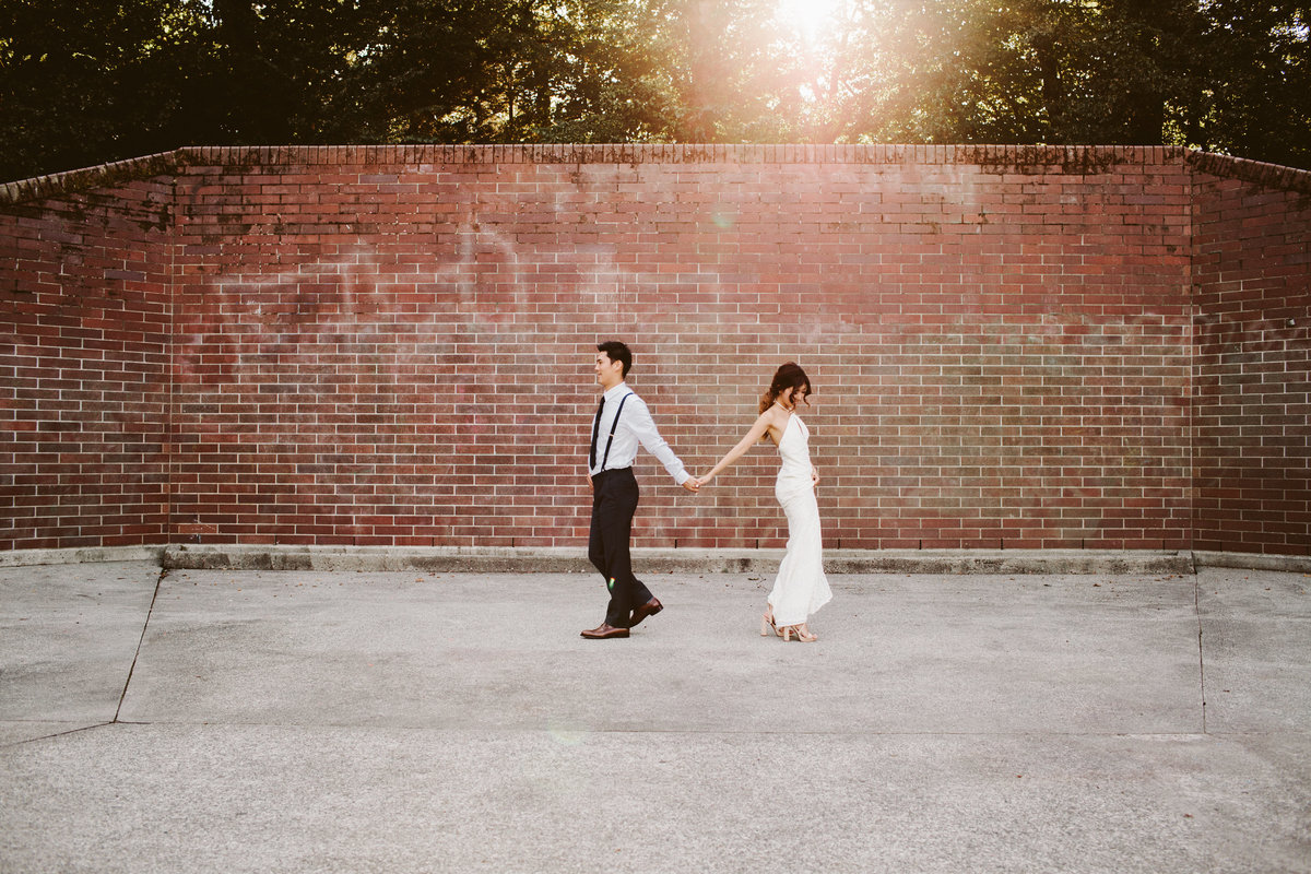seattle city wedding intimate
