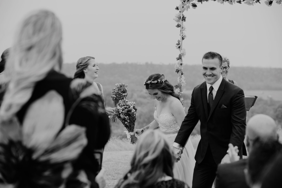 Sherwood Forest Barn Wedding