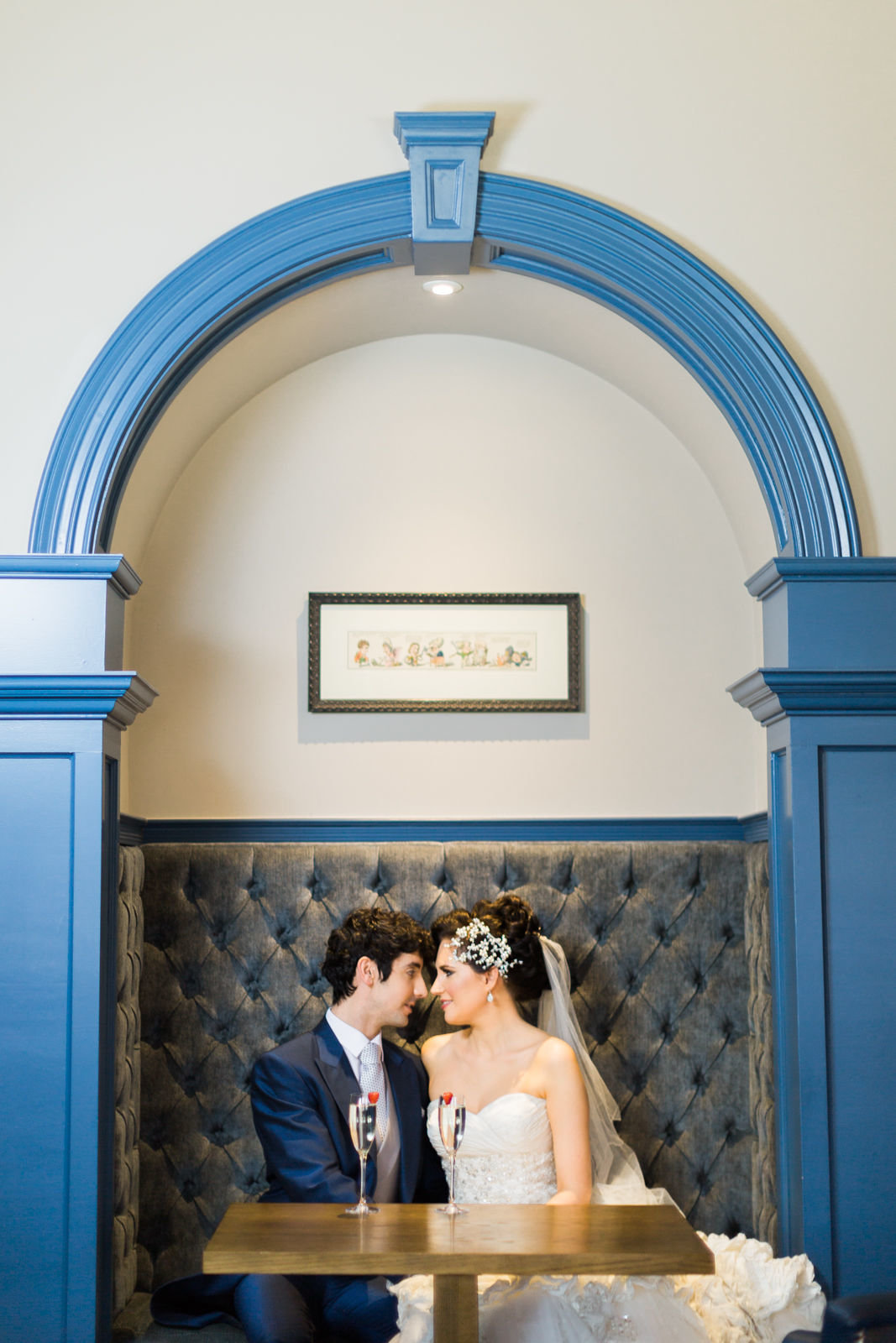 Bishops Gate Hotel Derry Wedding