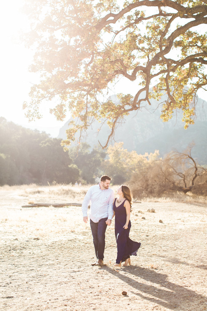 003_Lori & Nick Engagement_Malibu California_The Ponces Photography