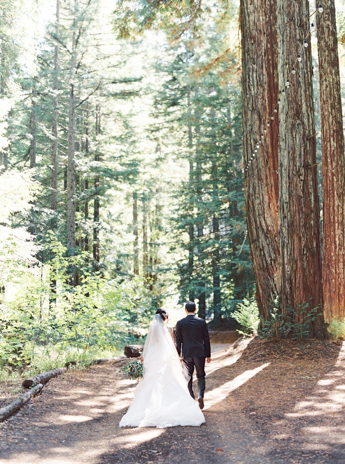 California Romantic Fine Art Wedding Photography at Chenoweth Woods \ Northern California Film Wedding Photographer_0073