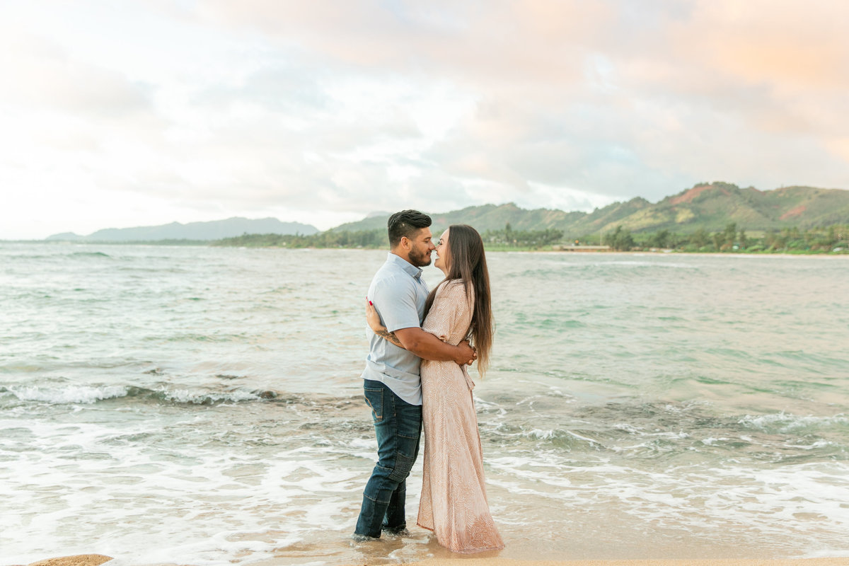 Karlie Colleen Photography - Kauai Hawaii Wedding Photography - Sydney & BJ -27