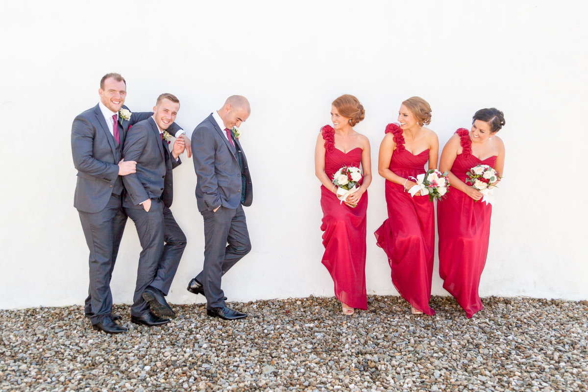 Ballyliffin Lodge Wedding - Michaela + Gary