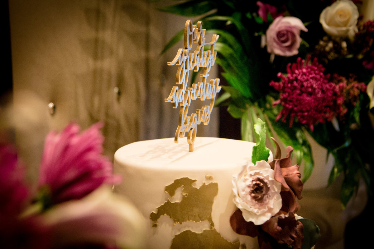 Details - Insignia Steak House, New York - Imagine Studios Photography - Wedding Photographer