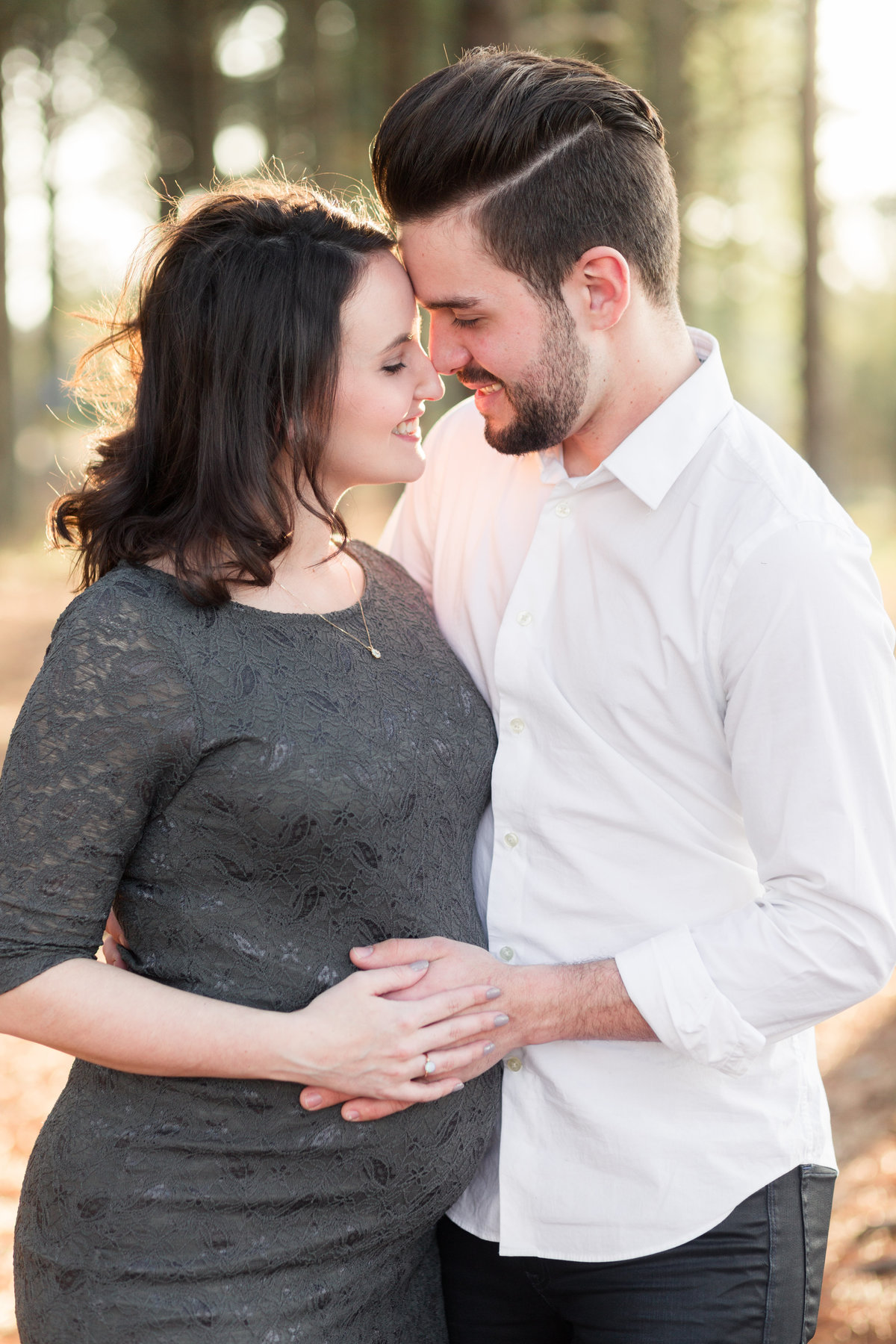 Sam and Stephanie Maternity Session-Samantha Laffoon Photography-50