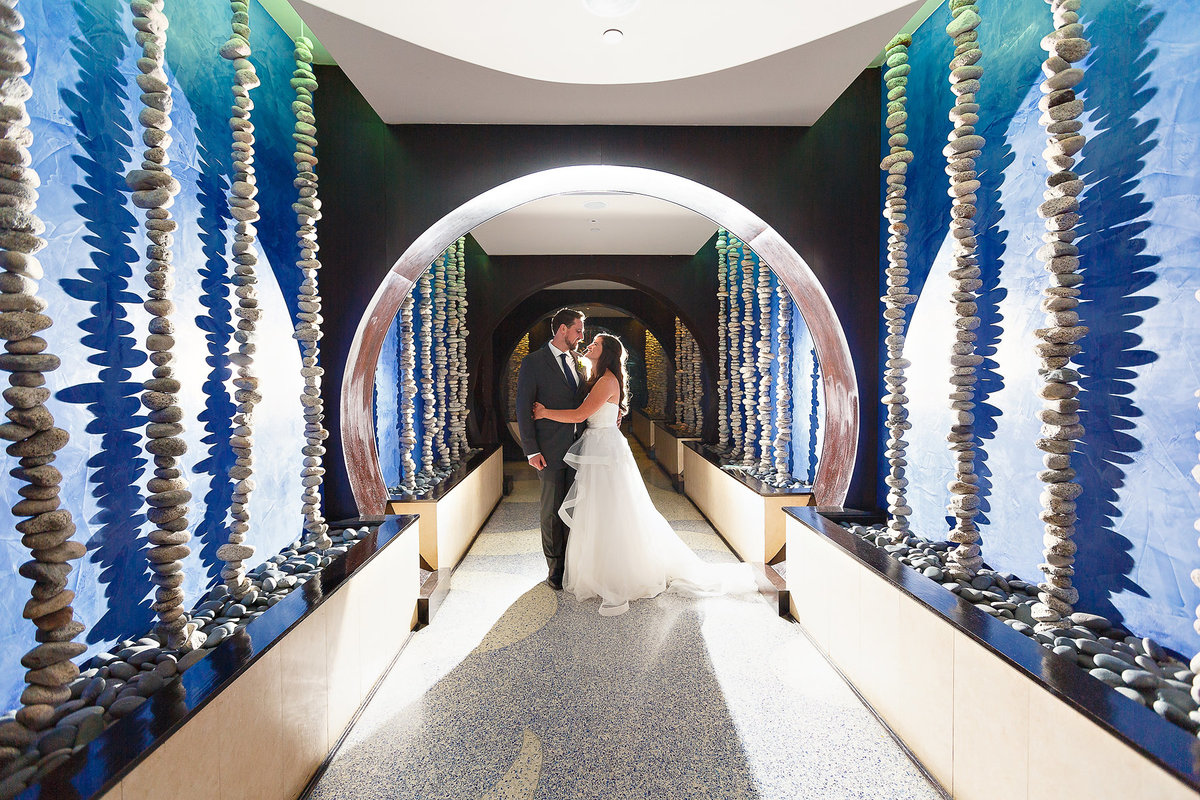 classing one ocean hallway shot