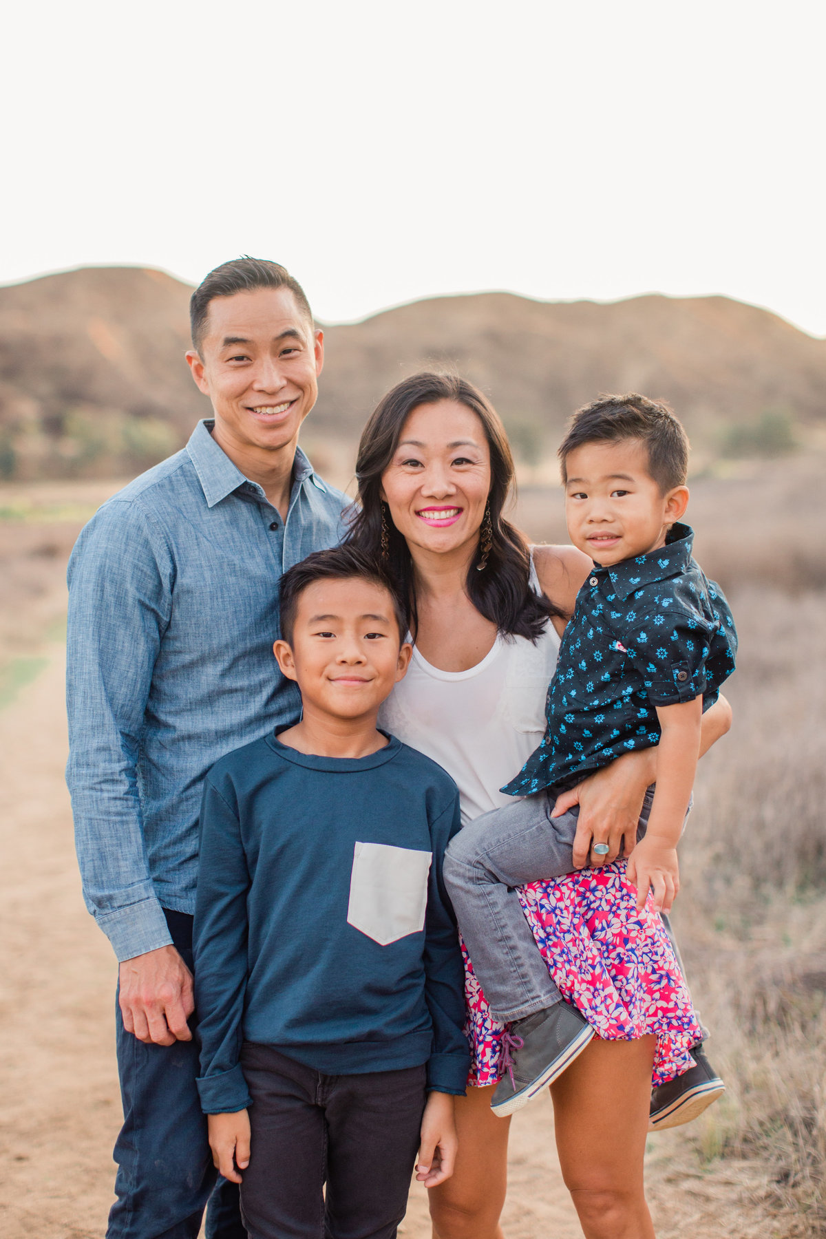 The Wong Family 2018 | Redlands Family Photographer | Katie Schoepflin Photography4