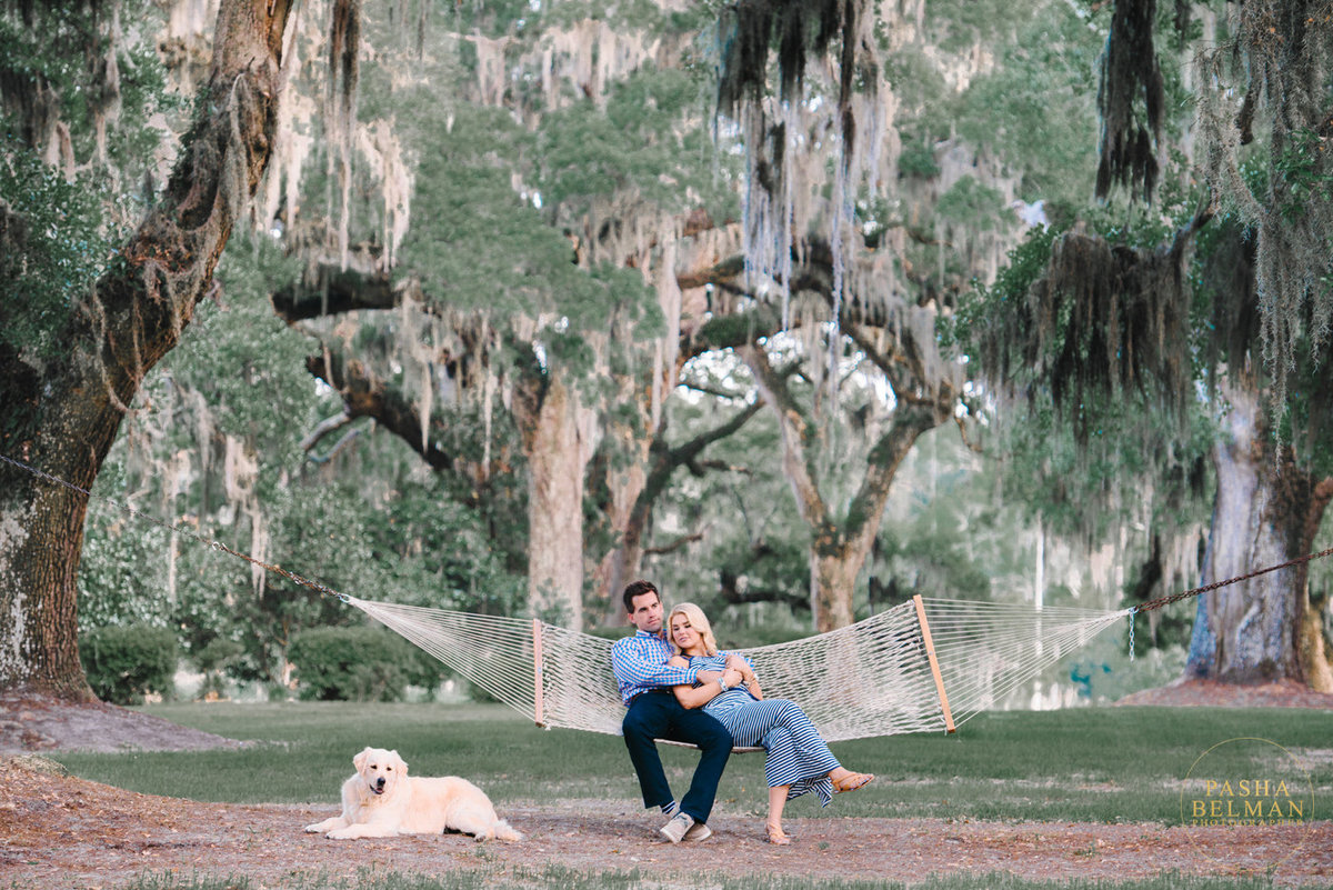 Charleston Engagement Photography | Engagement Pictures Ideas | Fine Art Film Inspired Engagement Portraits