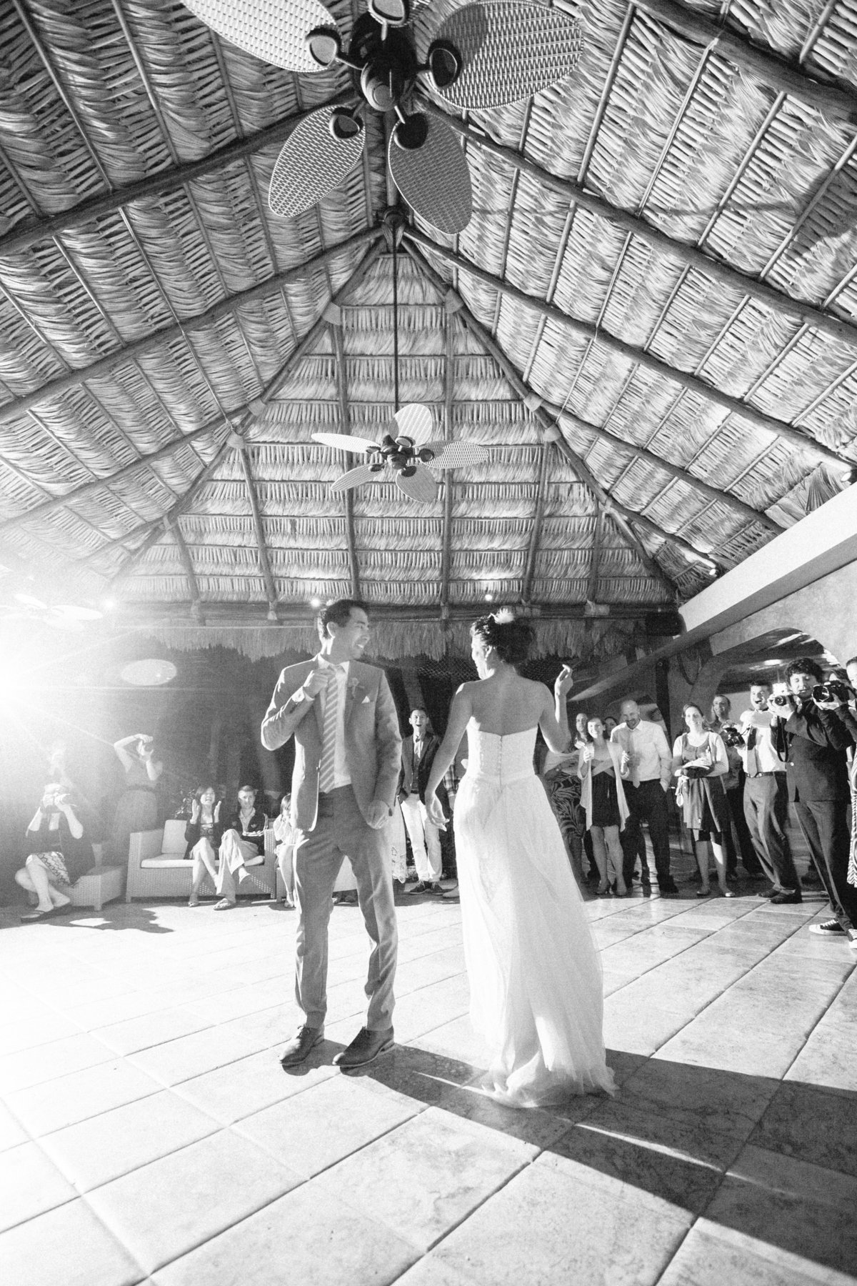 First Dance Wedding in Mexico
