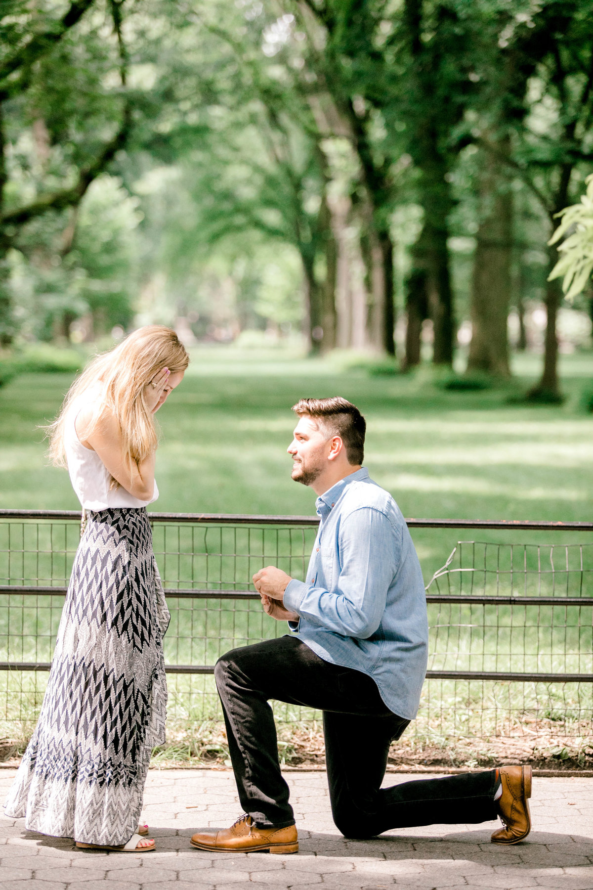 Melanie Foster Photography - Norman Oklahoma Senior and Engagement Photographer - Couple Engagement Photo - 45