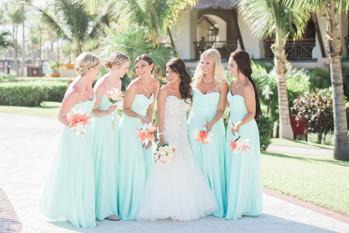barcelo riviera maya palace wedding photo by Michelle Kujawski Photography