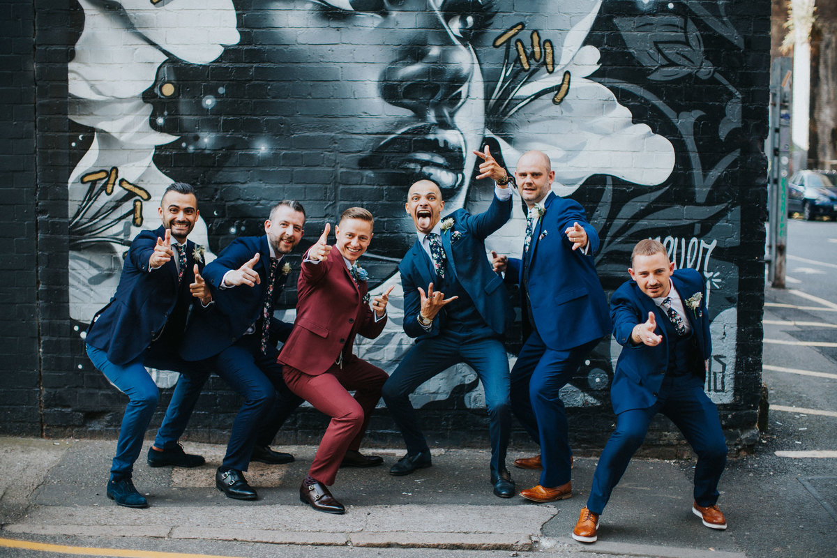 Digbeth Wedding -- Danielle  Anthony- Electric Blue-840