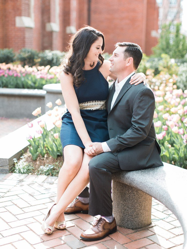 Rebekah Emily Photography Washington DC Photographer Georgetown Engagement Session_0001