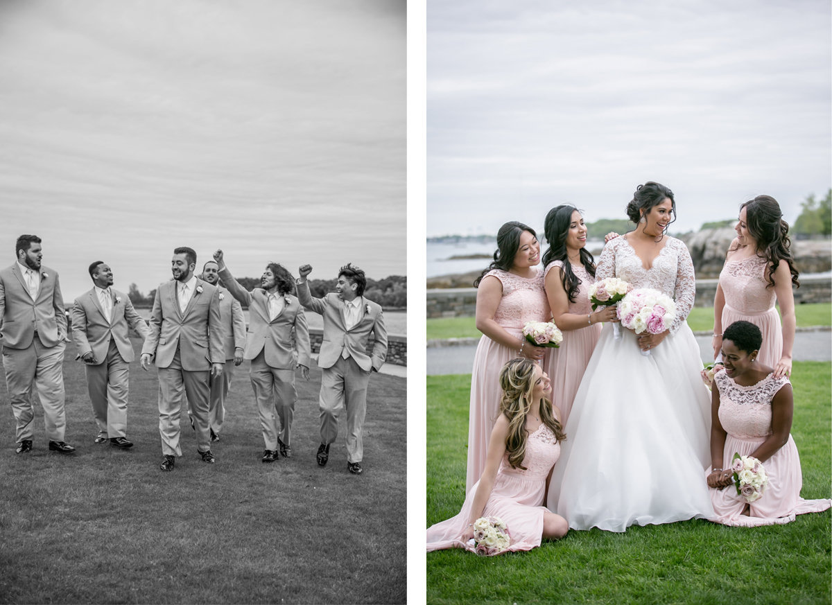 bridal party inspo, bridal party portraits, pink bridal party, pink bridesmaids, pink bridesmaid inspo, pink bridal party insp, beach wedding inspo, new england wedding, new england wedding inspo,,ct wedding, ct wedding photographer, ct wedding photography, ct wedding photos, connecticut wedding, connecticut wedding photographer, ct wedding photography, new england wedding photography, new england wedding photographer, new england wedding photos, norwalk ct wedding, norwalk connecticut wedding, wedding day inspo, wedding inspo, lace wedding ballgown, wedding gown, lace wedding gown, lace wedding dress, tulle wedding gown, tulle wedding dress, tulle lace wedding dress, tulle wedding dress inspo, conservative wedding gown, conservative wedding dress, conservative wedding ballgown