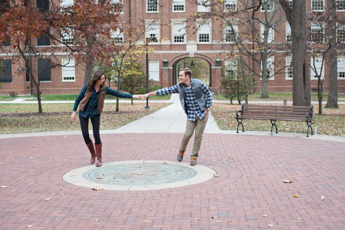 Miami University Engagement Photograpy Cincinnati09