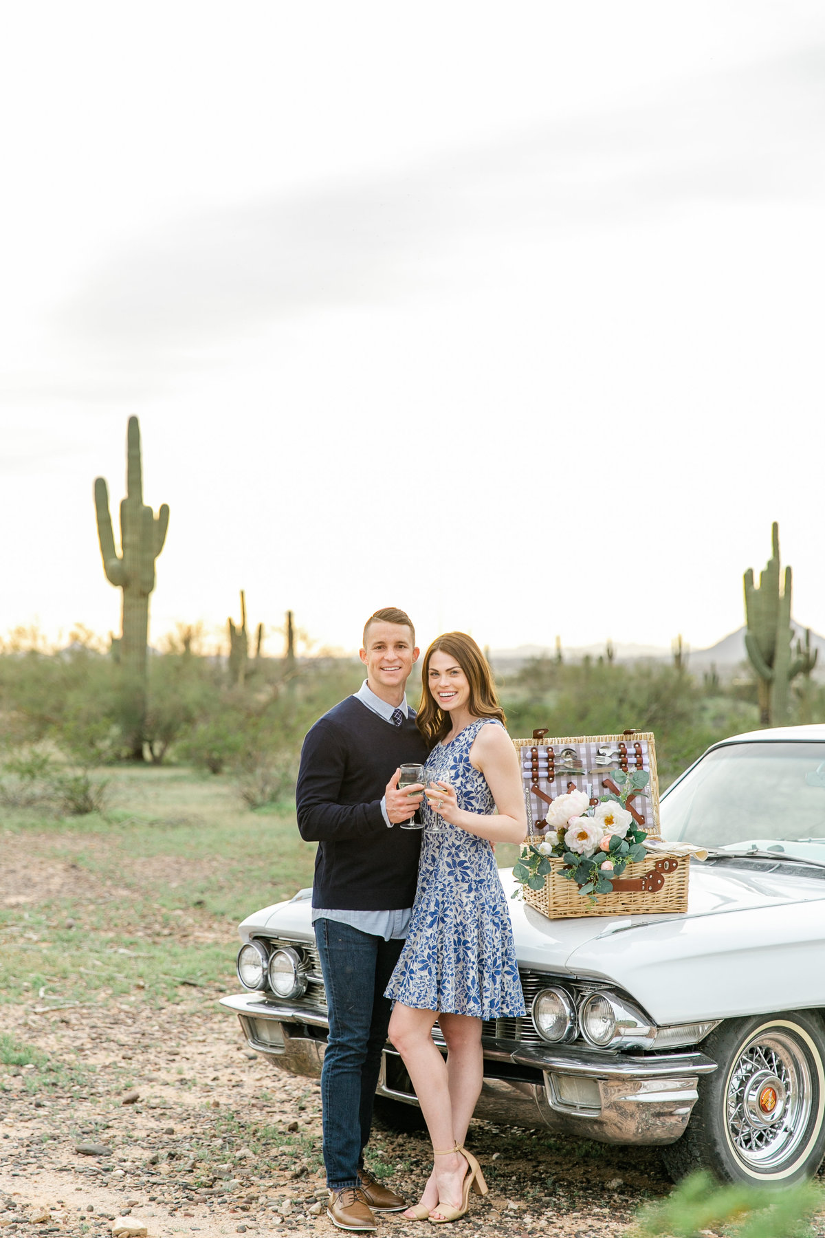 Karlie Colleen Photography - Arizona Engagement Photos- Chacey & Stefan-237