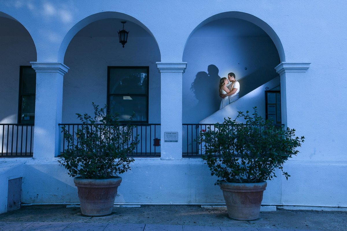 Santa Barbara Engagement Photos_