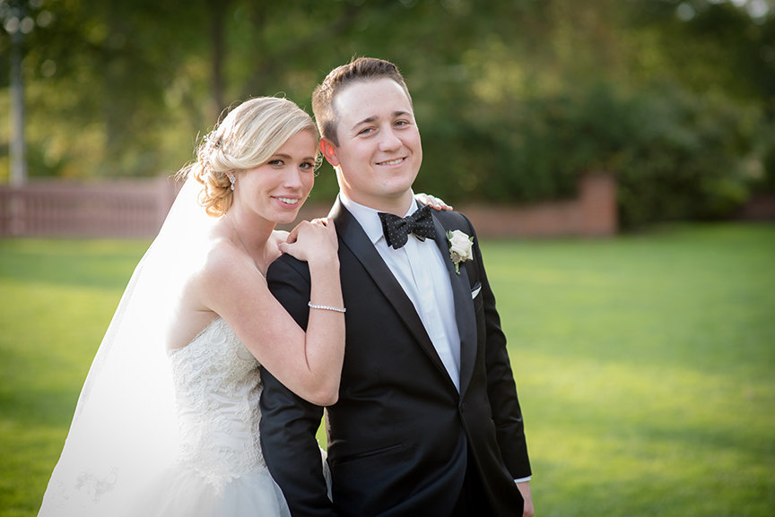 Wedding Portraits - Pine Hollow Country Club, New York - Imagine Studios Photography - Wedding Photographer