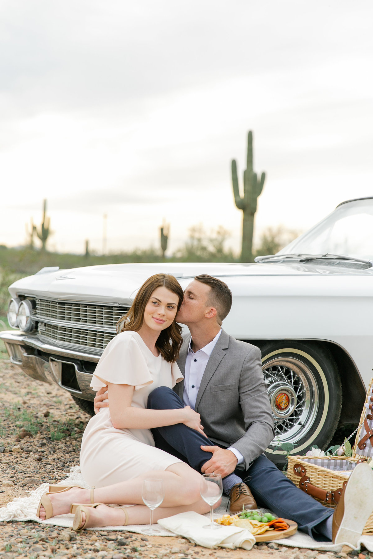 Karlie Colleen Photography - Arizona Engagement Photos- Chacey & Stefan-10