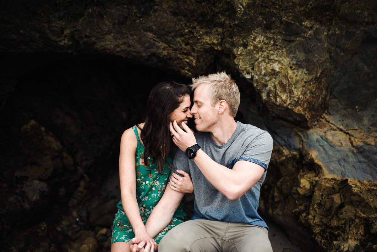 Laguna Beach Engagement Session - 043
