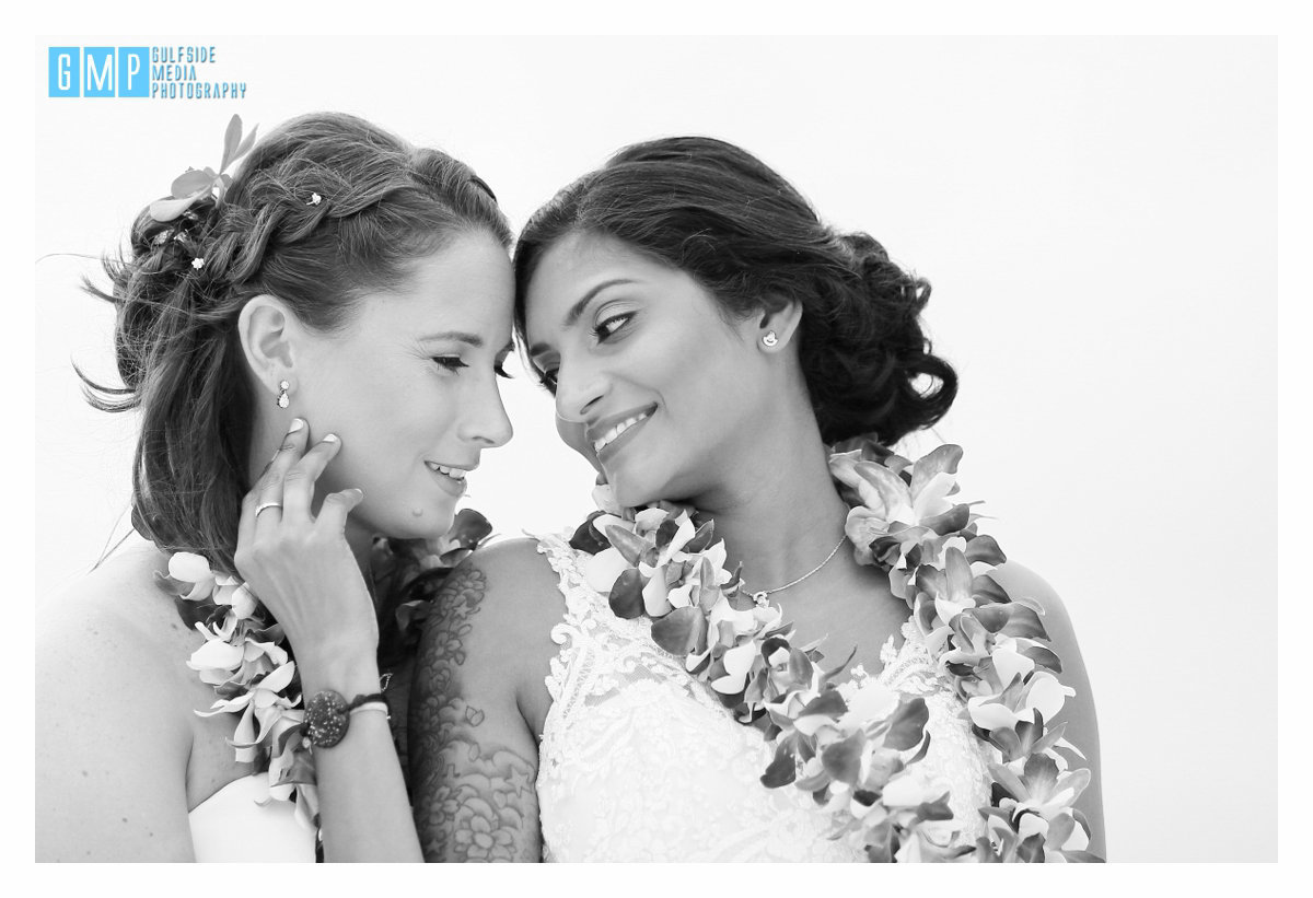 lgbt friendly wedding photographer in marco island