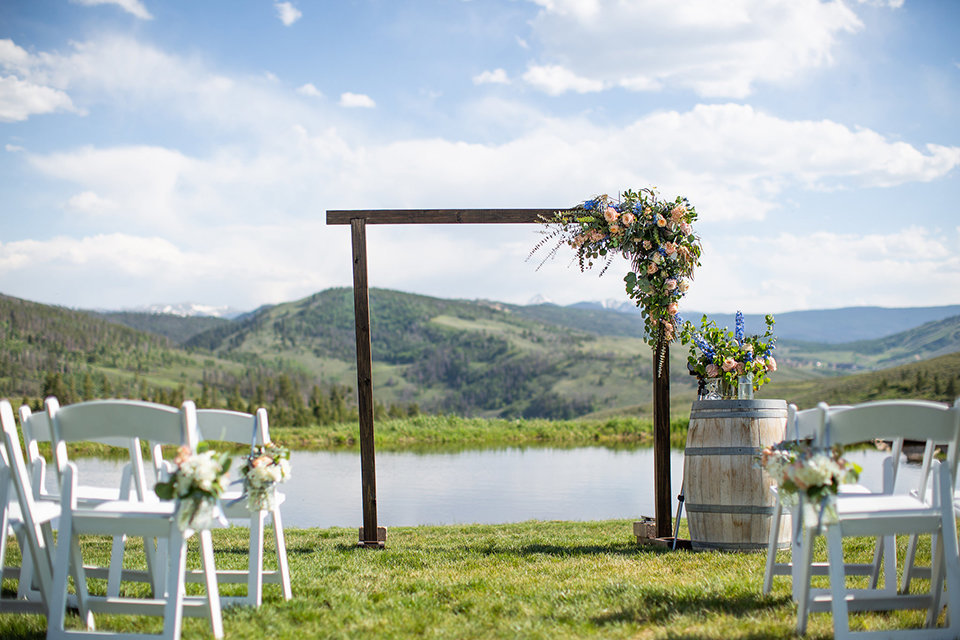 Strawberry-Creek-Ranch-Wedding-Ashley-McKenzie-Photography-Small-Wildflower-Outdoor-Wedding-Ceremony-Arbor
