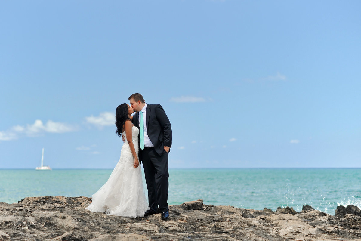 Hawaii Beach wedding photos