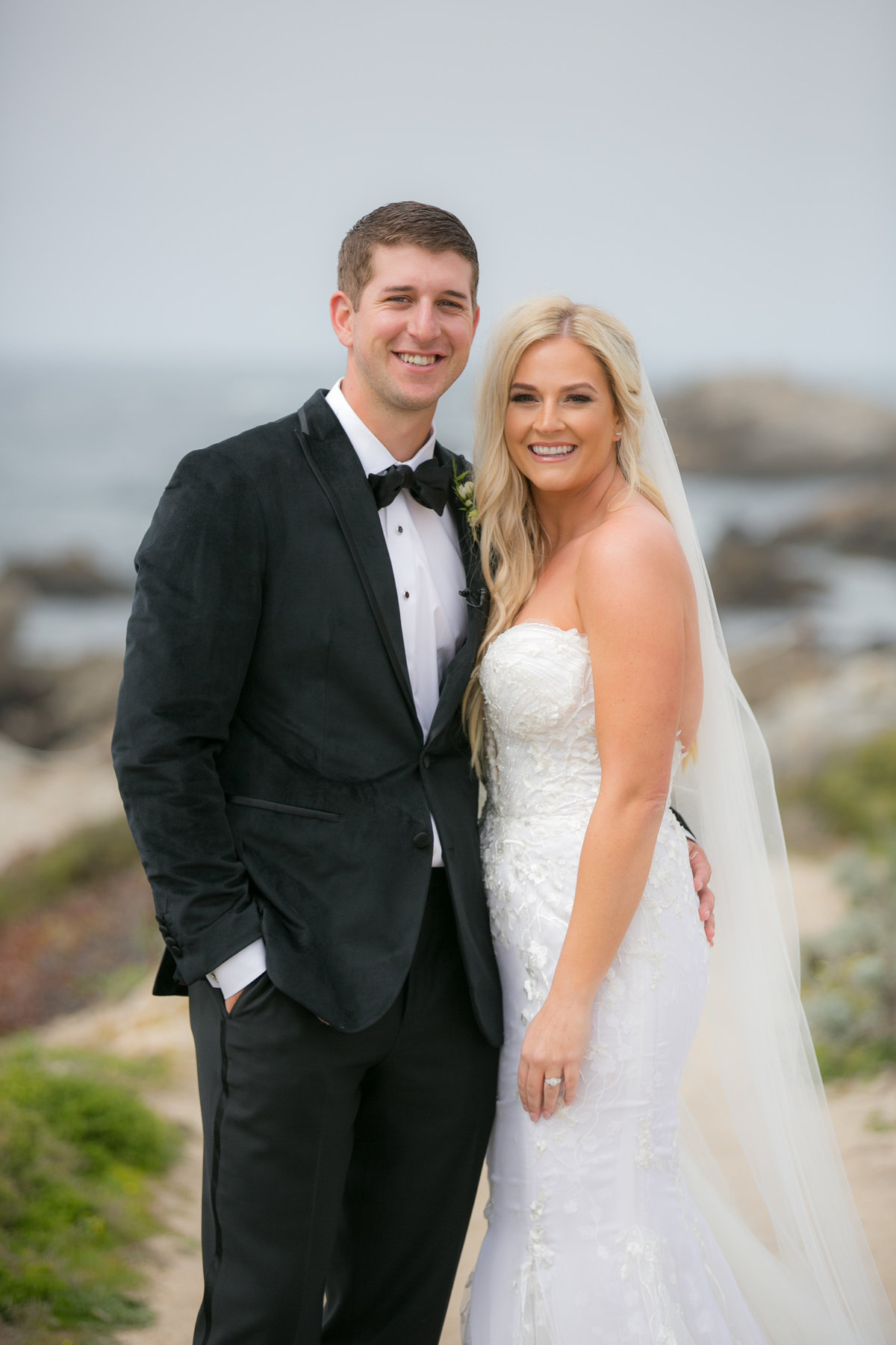 Monterey Country Club Wedding -  008