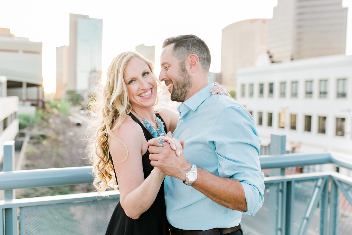 Karlie Colleen Photography - Liz & Lorenzo & Engagement Session-176