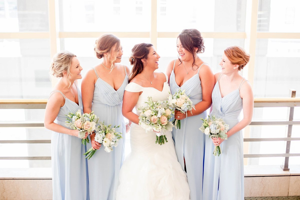 Baby Powder Blue and Blush Summer Park Inn Wedding with First Look by Toledo and Detroit Based Wedding Photographers Kent & Stephanie Photography_1001