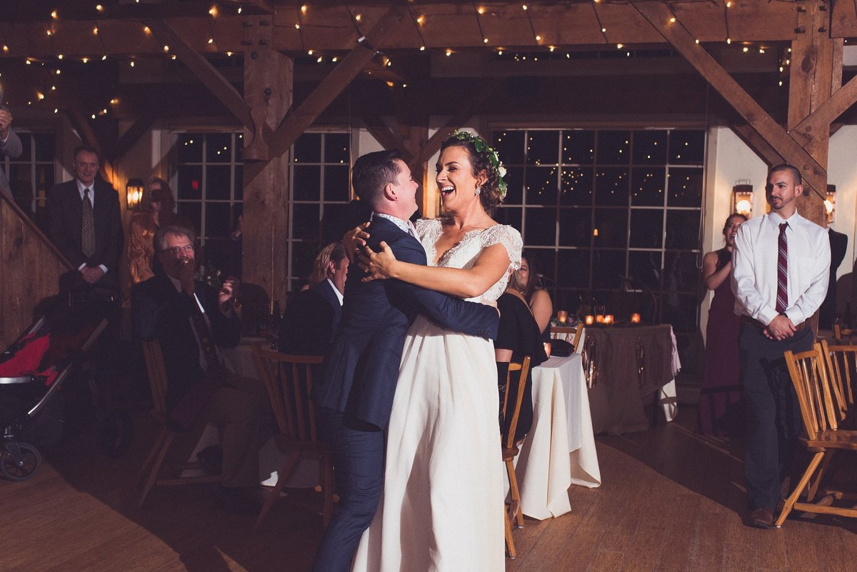 same sex couple first dance bittersweet farm