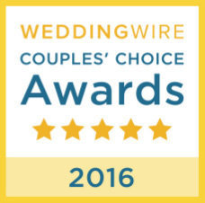 Features + Awards -- WeddingWire Couples' Choice Features + Awards -- Awards 2016