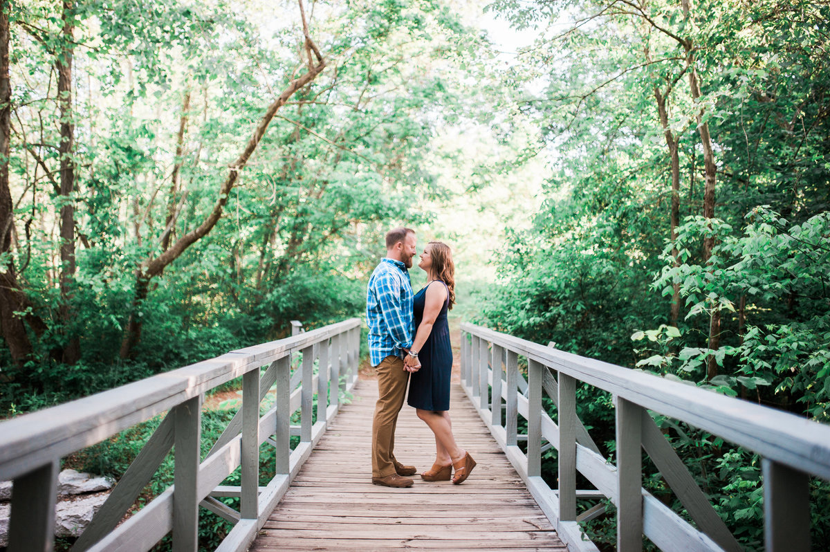 Bentonville and Fayetteville Engagement and wedding photographer, NWA wedding and engagement photographer, engaged couple in love kissing, engagement photo inspiration-23