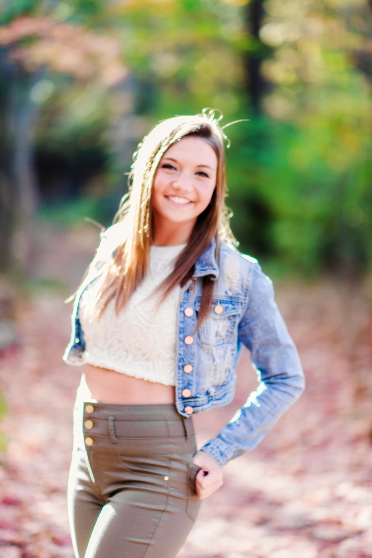 senior portrait photographers in glen arbor michigan