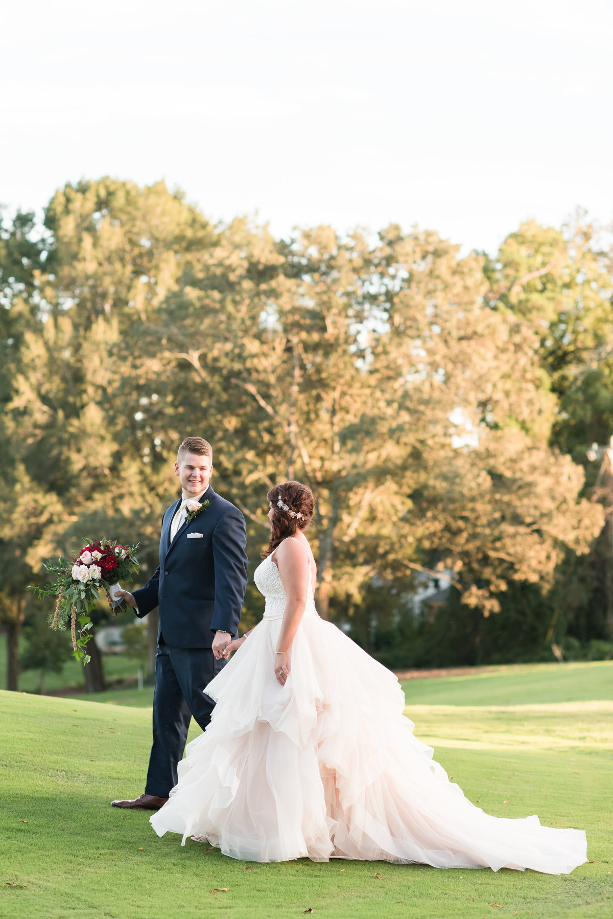 A Sedgefield Country Club Wedding, Michelle and Sara Photography, Greensboro NC6