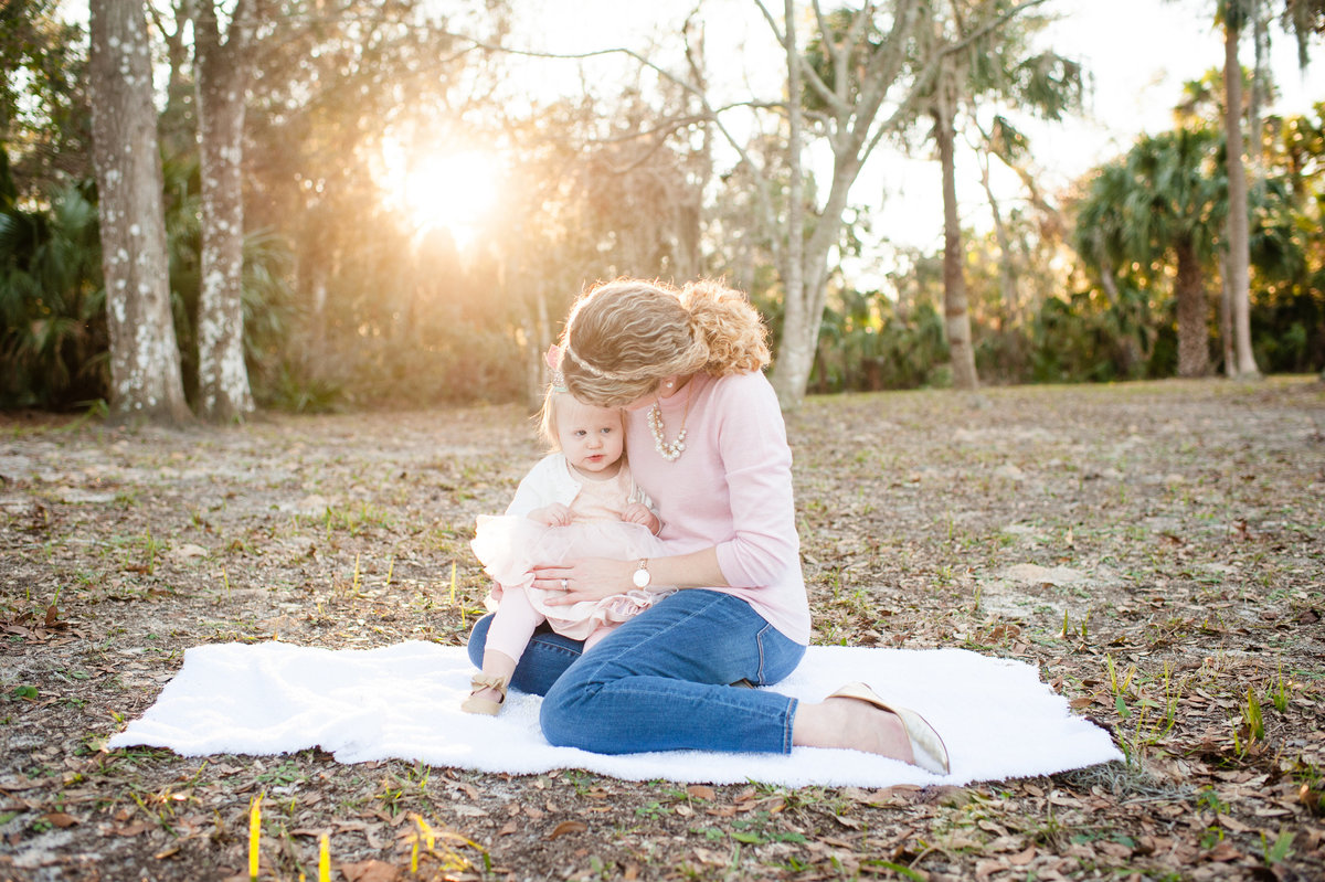 Ormond Beach family and child photography