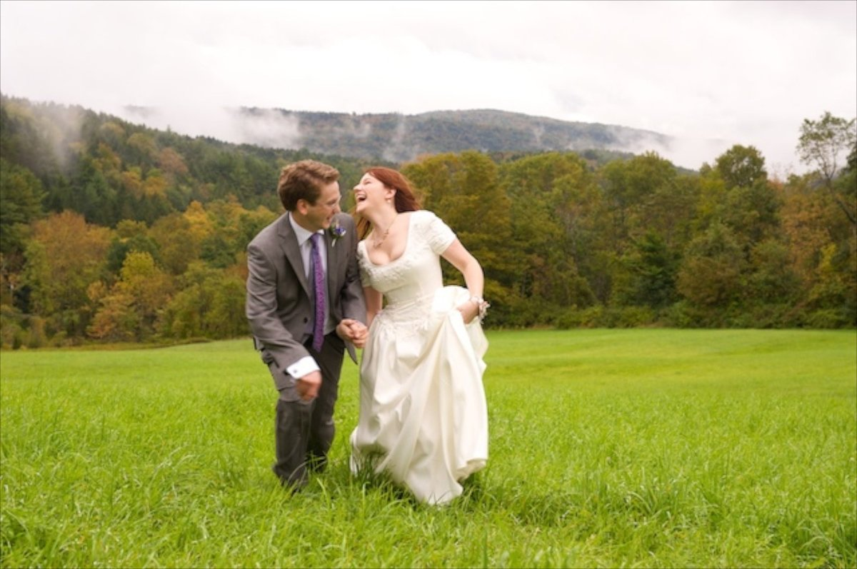 quirky Vermont destination wedding photographer